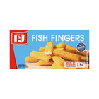 I&J Original Fish Fingers 2kg