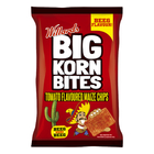 Willards Big Corn Bite Tomato Chips 50g