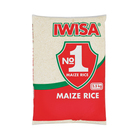 Iwisa Maize Rice in Poly Bag 2.5kg