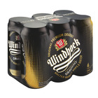 Windhoek Draught Cans 440ml x 6