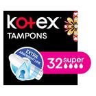 Kotex Tampons Super 32s