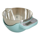 Inspire Digital Scale With Stainless Steel Bowl