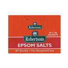 Robertsons Epsom Salts 14g x 50