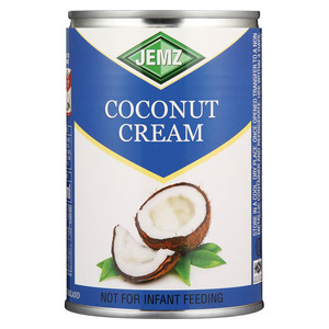 Jemz Coconut Cream 400ml