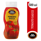 All Gold Tomato Sauce 500ml Squeeze Bottle