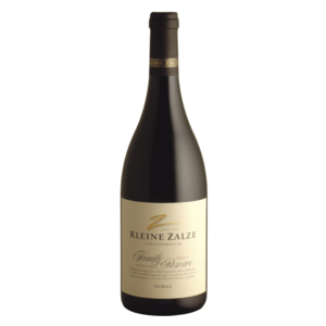 Kleine Zalze Family Reserve Shiraz 2007 750ml
