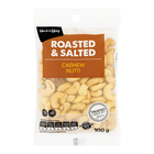 PnP Cashew Nuts Roasted & Salted 100g