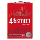 4th Street Sweet Red Wine 3l