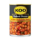 Koo Baked Beans Hot Chakalaka 410g