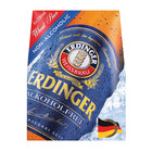 Erdinger Non-Alcoholic Beer NRB 330ml x 6
