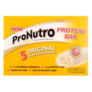 Bokomo Cereal Bar Original 5
