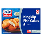 Sea Harvest Kingklip Fish Cakes 300g