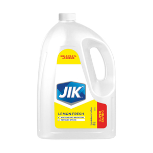 Jik Bleach Lemon Fresh 3l