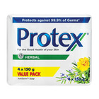 Protex Original Bar Soap Fresh 4 X 150g