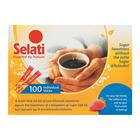 Selati Low Kilojoule Sweetner Sticks 10 0ea
