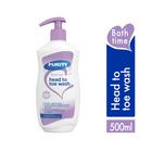 Purity Hair & Body Wash Good Nights Top To Toe 500ml