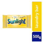 Sunlight Regular Laundry Bar 500g