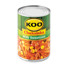 Koo Chakalaka with Sweetcorn 410g