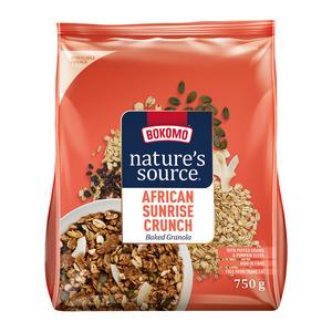 Nature's Source African Sunrise Muesli 750g