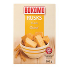 Bokomo Sliced Rusks 500g
