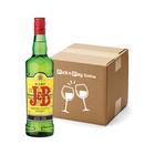 J&B Rare Scotch Whisky 750ml x12