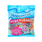 Manhattan Candy Suga Bubbles 125g