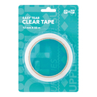 Pnp 12mmx50m Norm Clear Tape In B/card