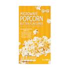 PnP Microwave Popcorn Butter 100g 3ea
