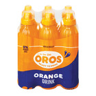 Oros Rtd Orange 500ml x 6