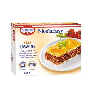 Nice'n Easy Frozen Lasagne 500g