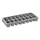 Addis Ice Cube Tray Silver