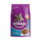 Whiskas Croquettes Dry Cat Food Ocean Fish Flavour 2kg