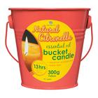Republic Umbrella Yellow Bucket Candle 300g