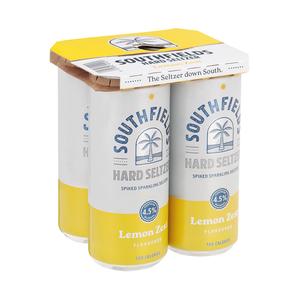 Southfields Hard Seltzer Lemon CAN 330ml x 4