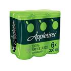 Appletiser 100% Sparkling Juice 330ml x 6