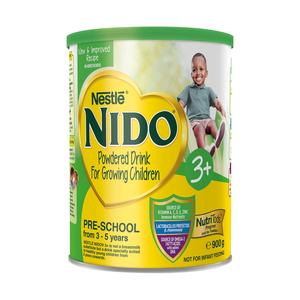 Nestle Nido 3+ Pre-School Milk Honey 900g