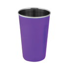 Leisure-quip Stainless Steel Tumbler Purple 330ml