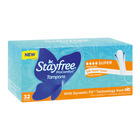 STAYFREE TAMPON PRO COMFRT SUPER 32EA