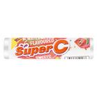 SUPER C CANDY ROLLS WATERMELON 36.9G