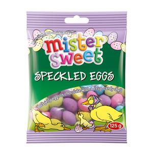 Mister Sweet Speckled Eggs 125g