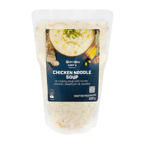 PnP Chicken Noodle Soup 600g