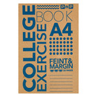 PnP A4 32 Page Feint And Margin Exercise Book