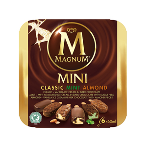 Ola Mini Magnum Ice Cream Mixed Pack 6s