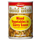 Gold Dish Vegetable Curry 415g