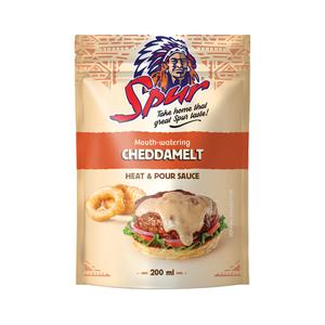 Spur Steak Ranch Cheddamelt Sauce 200ml