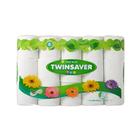 Twinsaver Toilet Rolls 1 Ply White 15ea