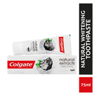 Colgate Natural Extracts Pure Clean Charcoal Tootpaste 75ml