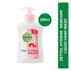 Dettol Liquid Hand Wash Pump Skincare 200ml