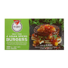 Fry's 4 Asian Spiced Burgers 320g