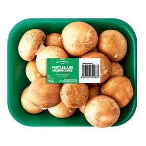 PnP Portabellini Mushrooms 250g